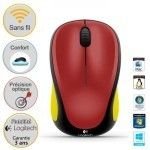 Logitech Wireless Mouse M235 (Belgique)