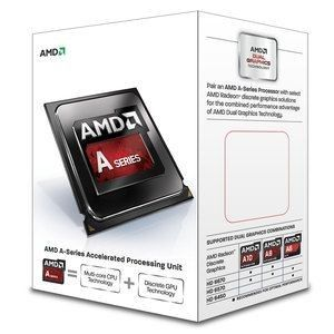 AMD A10-7800 - 3.5GHz (Socket FM2+)