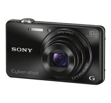 Sony Cyber-Shot DSC-WX220 (Noir)