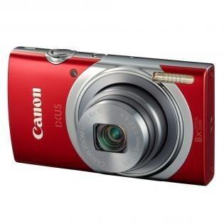 Canon Ixus 150 (Rouge)