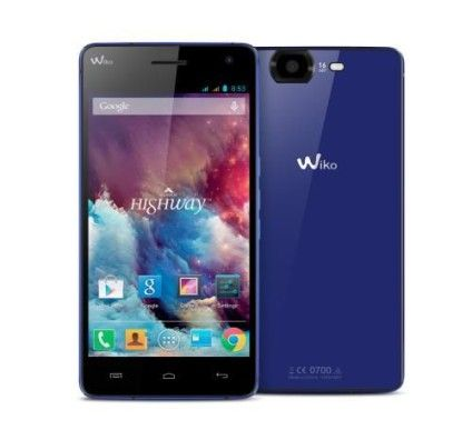 Wiko Highway (Blue Electric)