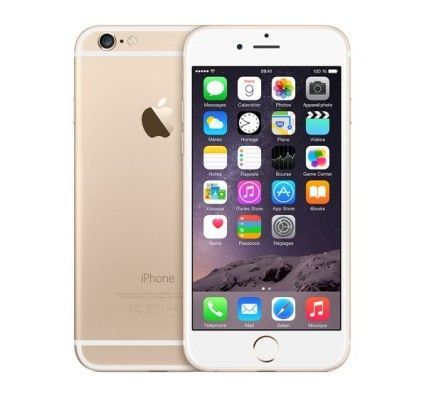 Apple iPhone 6 - 64Go (Or)