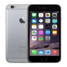 Apple iPhone 6 - 16Go (Gris Sidéral)