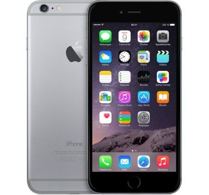 Apple iPhone 6 Plus - 64Go (Gris Sidéral)