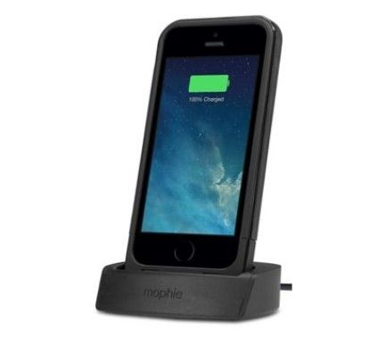Mophie Juice pack Dock pour iPhone 5/5S