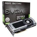 eVGA GeForce GTX 980 4GD5