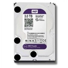 WD 3To S-ATA III 64Mo (WD Purple) - WD30PURX