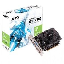 MSI GeForce GT 730 2Go (N730-2GD3)