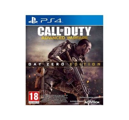 Call Of Duty Advanced Warfare Edition Day Zero - Playstation 4