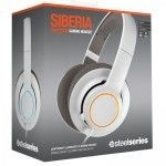 Steelseries Siberia RAW Prism (Blanc)