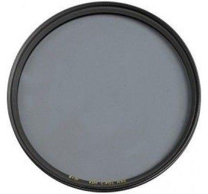 B+W Filtre Polarisant Circulaire AUC Käsemann MRC F-Pro 72mm (45619)