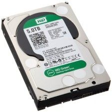 WD 5To S-ATA III 16Mo Green Desktop - WD50EZRX