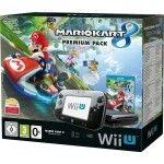 Nintendo Wii U Premium Pack 32Go (Noir) + Mario Kart 8