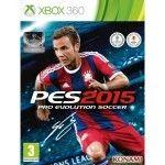 PES 2015 : Pro Evolution Soccer 2015 - Xbox 360