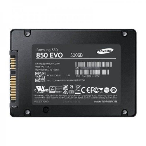 Samsung 500Go 850 EVO