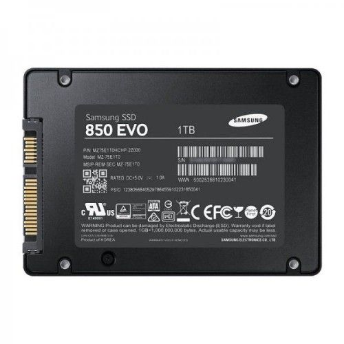 Samsung 1To 850 EVO