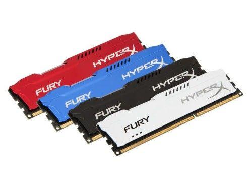 Kingston HyperX Fury Red DDR3-1333 CL9 8Go