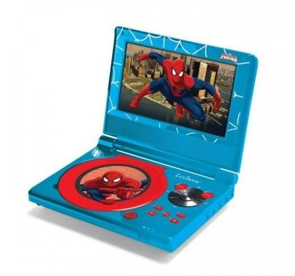 Lexibook Lecteur DVD portable Ultimate Spiderman
