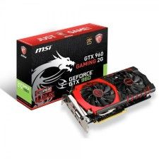 MSI GeForce GTX 960 Gaming 2GD5