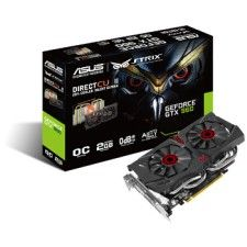 Asus GeForce GTX 960 DCII STRIX OC 2GD5