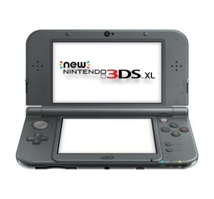 Nintendo New 3DS XL (Noir)