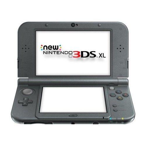 Nintendo New 3DS XL (Noir)
