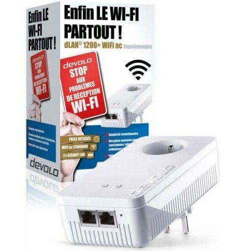 Devolo dLan 1200+ Wi-Fi AC