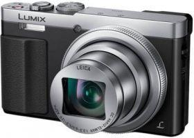 Panasonic Lumix DMC-TZ71 (Argent)