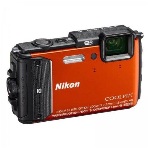 Nikon AW130 (Orange)