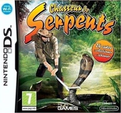Chasseur de serpents - Nintendo DS