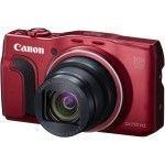 Canon PowerShot SX170 HS (Rouge)