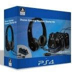 4gamers Stereo Gaming Headset Starter Kit