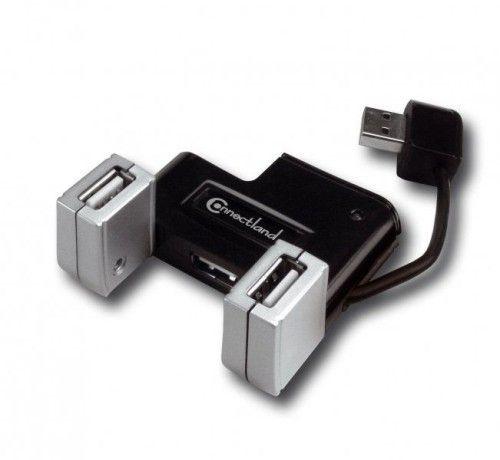 Connectland HUB-CNL-USB2-UH-202 4 ports