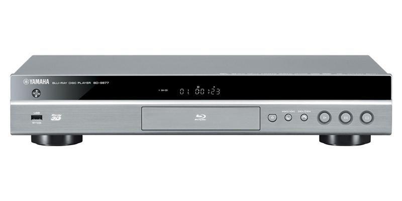 Yamaha bd s677 titane lecteurs enregistreurs blu ray - Lecteur blu ray salon ...