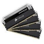 Corsair Dominator Platinum 16 Go (4x4Go) DDR3 2666 MHz CL12