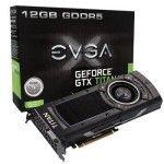 eVGA GeForce GTX Titan X - 12 Go