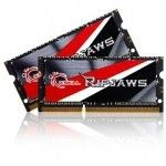 G.Skill SO-DIMM DDR3 2 x 4 Go 1866 MHz Ripjaws