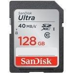 SanDisk SDXC Ultra UHS-1 128 Go