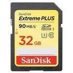 SanDisk Extreme Plus UHS-I SDHC 32 Go