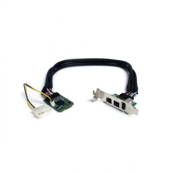 StarTech.com Mini PCI-Express vers Firewire