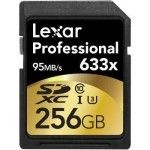 Lexar Professional SDXC 256 Go 633x (95Mo/s)