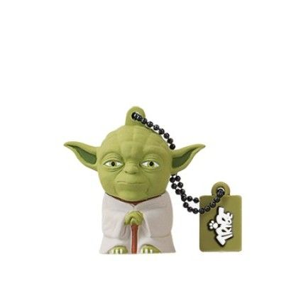Tribe Clé USB Star Wars Yoda - 8 Go