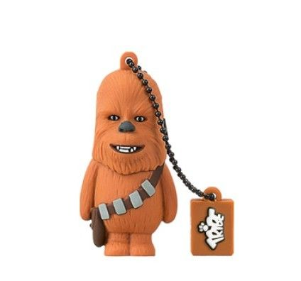 Tribe Clé USB Star Wars Chewbacca - 8 Go