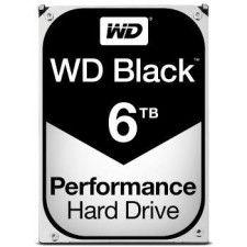 Western digital WD Black 3,5 - 6 To