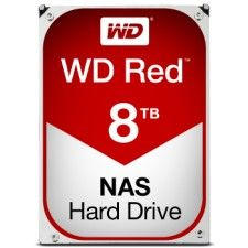 WD Red - 2 x 8 To (Pack de 2)