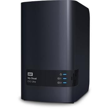 WD NAS My Cloud EX2 Ultra - 16 To (2 x 8 To WD RED)