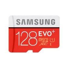 Samsung Evo Plus Micro SDXC 128 Go (80Mo/s) + adaptateur