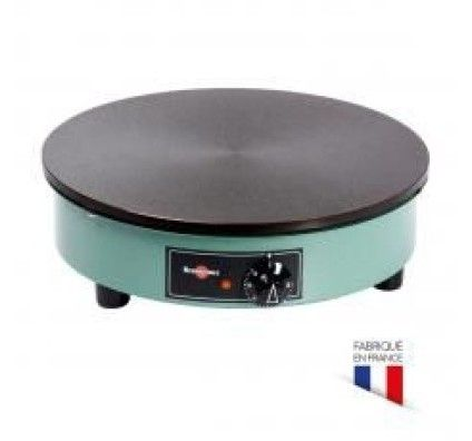 Krampouz Crêpière électrique Billig blue 3000W 40 cm  CEBPA4AO