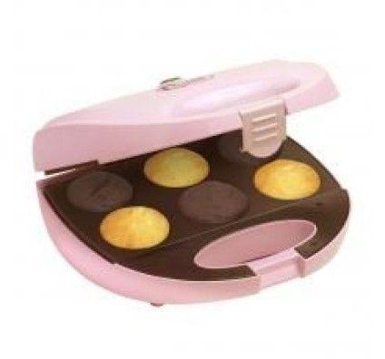 Bestron Appareil à Cupcakes compact 750 W - DCM8162
