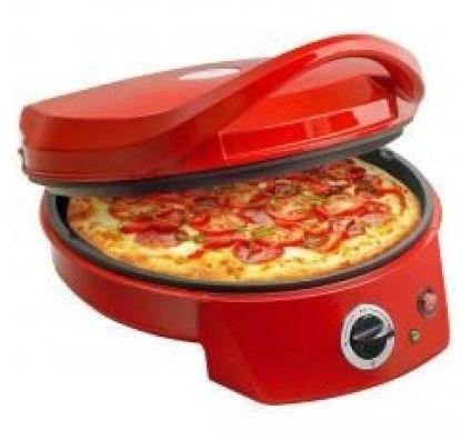 Bestron Four à Pizza Viva Italia 1800 W Rouge - APZ400